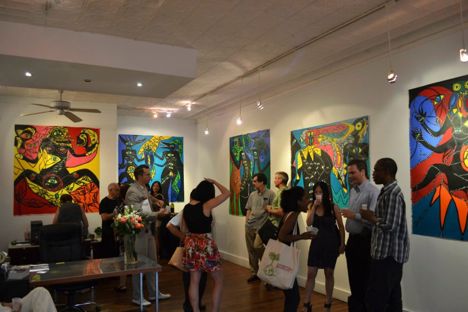 Jadite Gallery, 2012